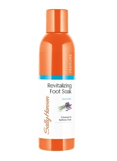 Revitalizing Foot Soak - Pedikür Suyu 177ml-Sally Hansen
